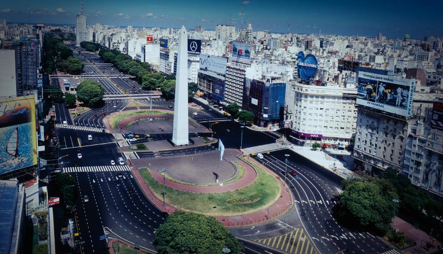 Viajar en Bus a Argentina desde Venezuela