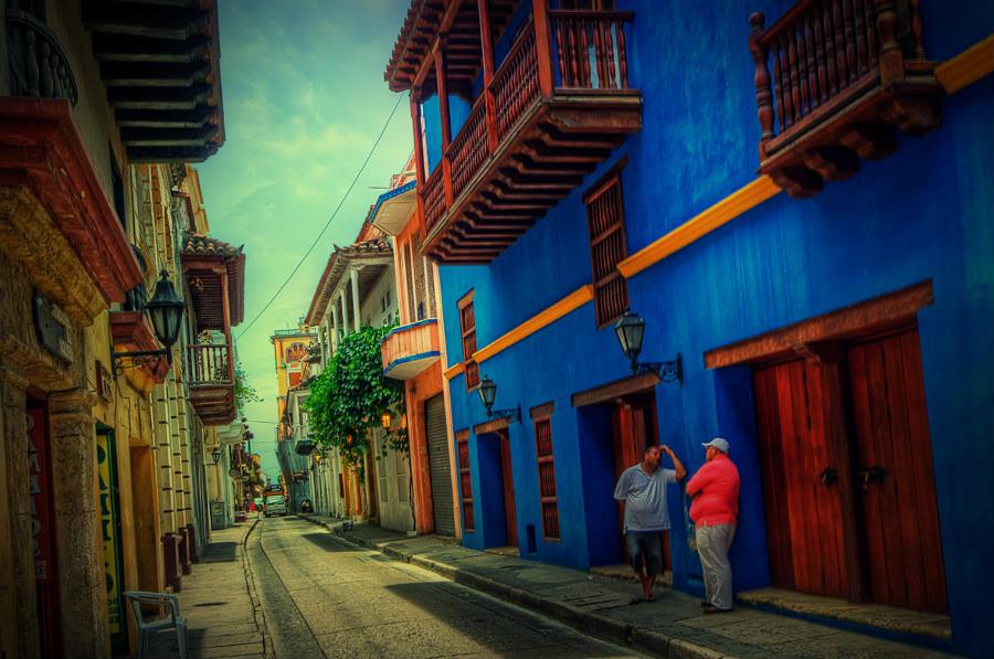 Viajar en Bus a Colombia desde Venezuela