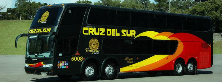 Viaja con Cruz del Sur desde Guayaquil a Santiago