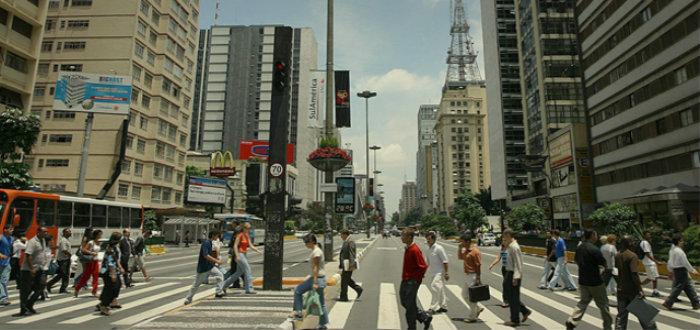 Desde Sao Paulo a Santiago de Chile