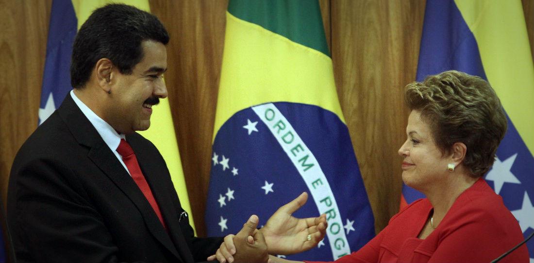 Cierre de la frontera Brasil Venezuela