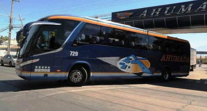 Bus Ahumada y Fénix