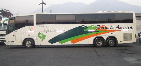 Rutas de América en Cúcuta