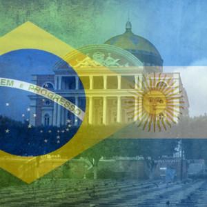 Viajar en Bus desde Brasil a Argentina