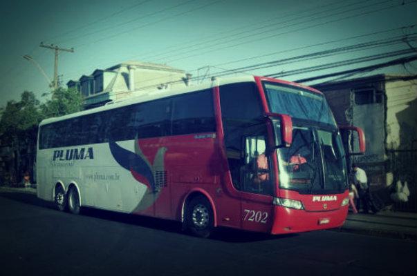 Viaje a Chile en bus
