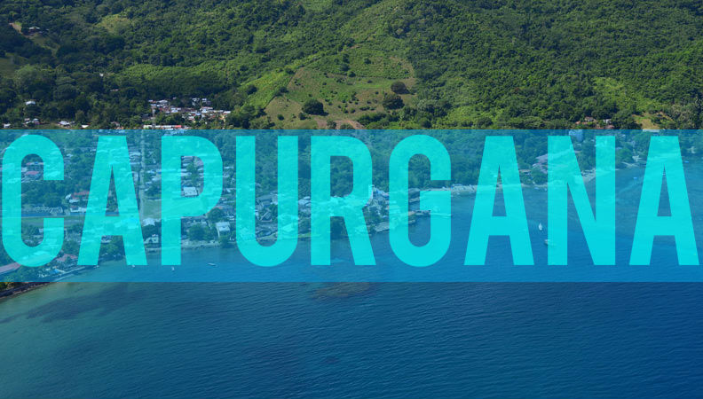 Como viajar a Capurgana