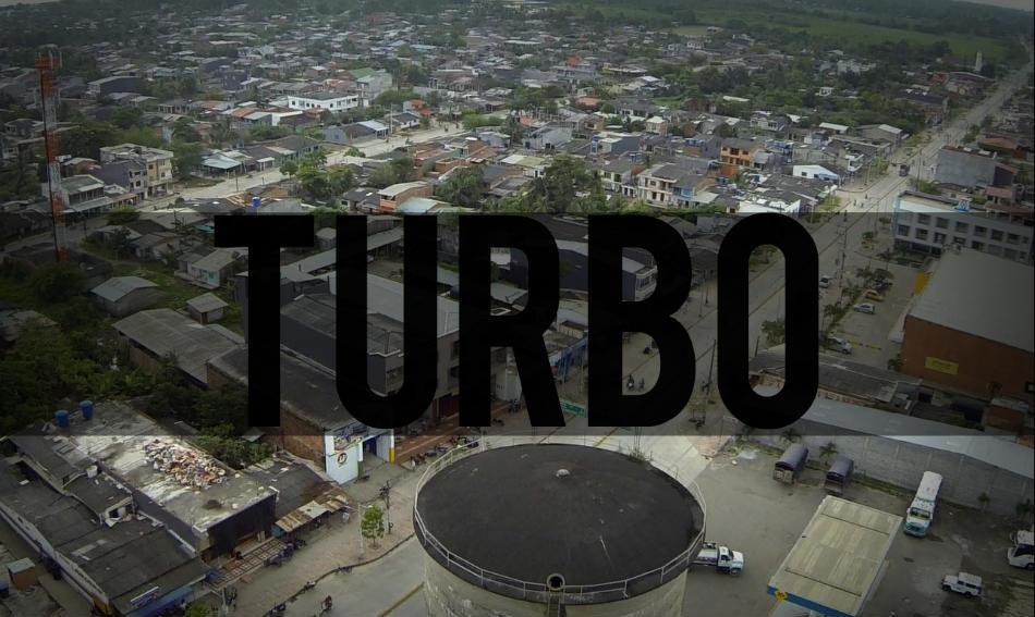 Viajar en bus a Turbo
