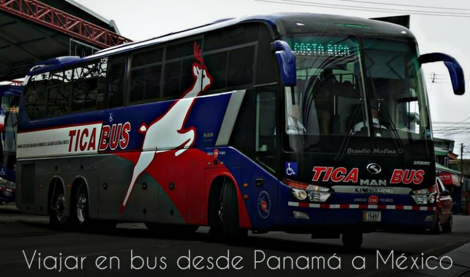 Cómo viajar en bus a México