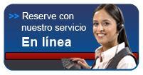 Reserva en línea de Ticabus